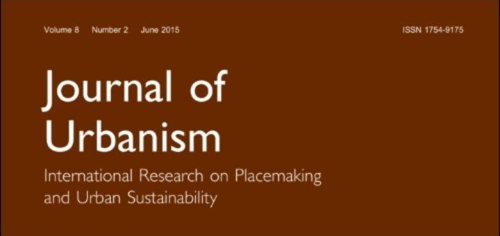 Appel à contribution - Journal of urbanism
