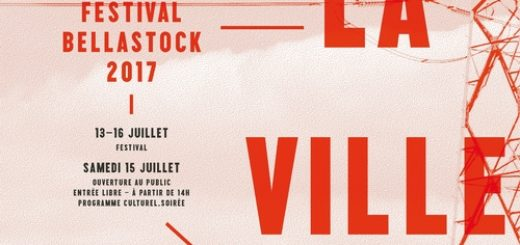 Festival Bellastock 2017 : la ville des terres