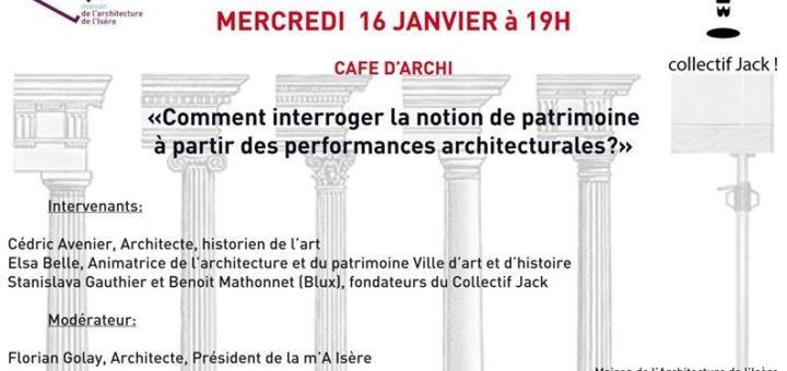 Café d'archi